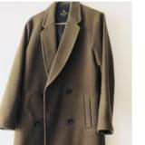 ロコンドで購入したアウトレット価格の可愛いコート