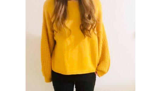 【30代女子】夢展望の購入品レビュー!ショートブーツ、コーデュロイパンツ、綿ニットを購入したよっ