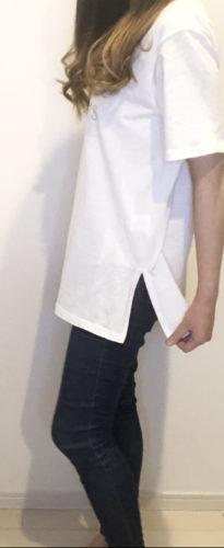 NANING9】Blooming半袖Tシャツ