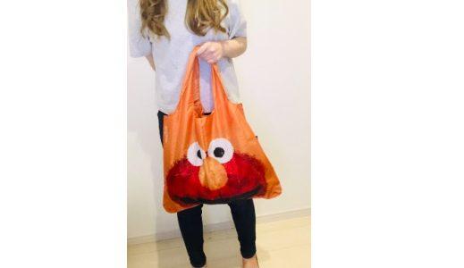 夢展望の購入品!プチプラのカゴバッグ&エコバッグがめっちゃ可愛い【アラサーコーデ写真】