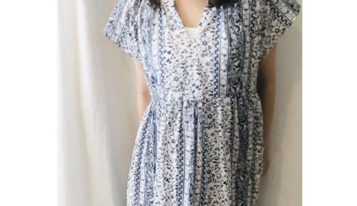 【レビュー】BouJeloud(ブージュルード)のフレアワンピースがおしゃれで素敵【30〜40代ファッション】
