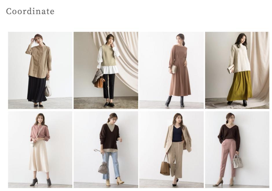 安カワ総合通販サイト Pierrot-ピエロ-の服