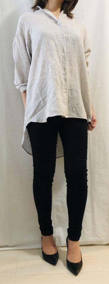 楽天ファッションで購入したcoenのシャツ