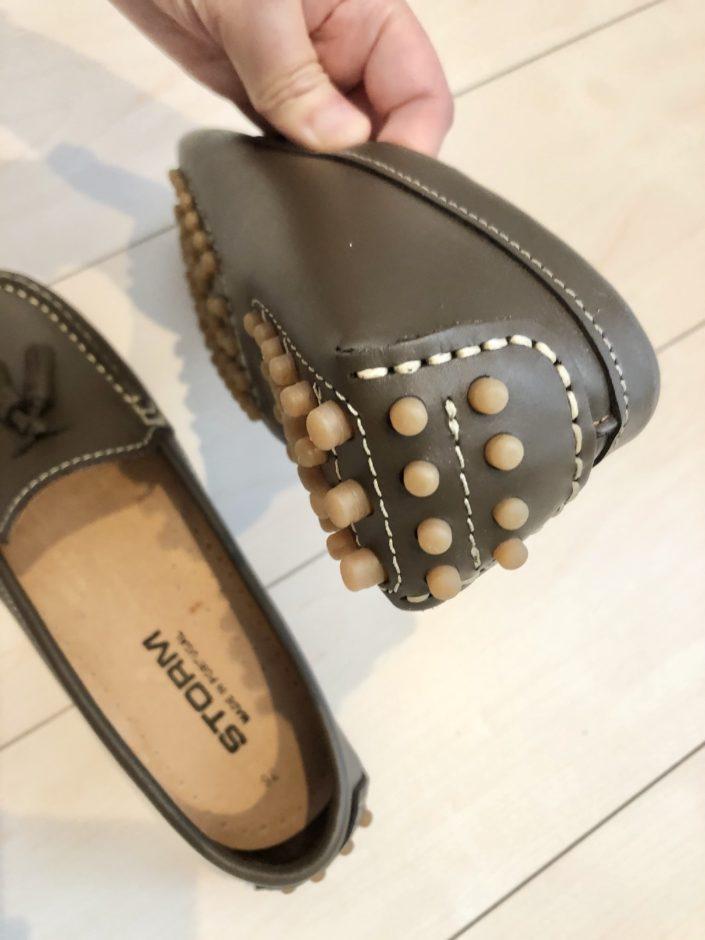 ポルトガルの靴ブランドSTORM(ストーム)のローファー