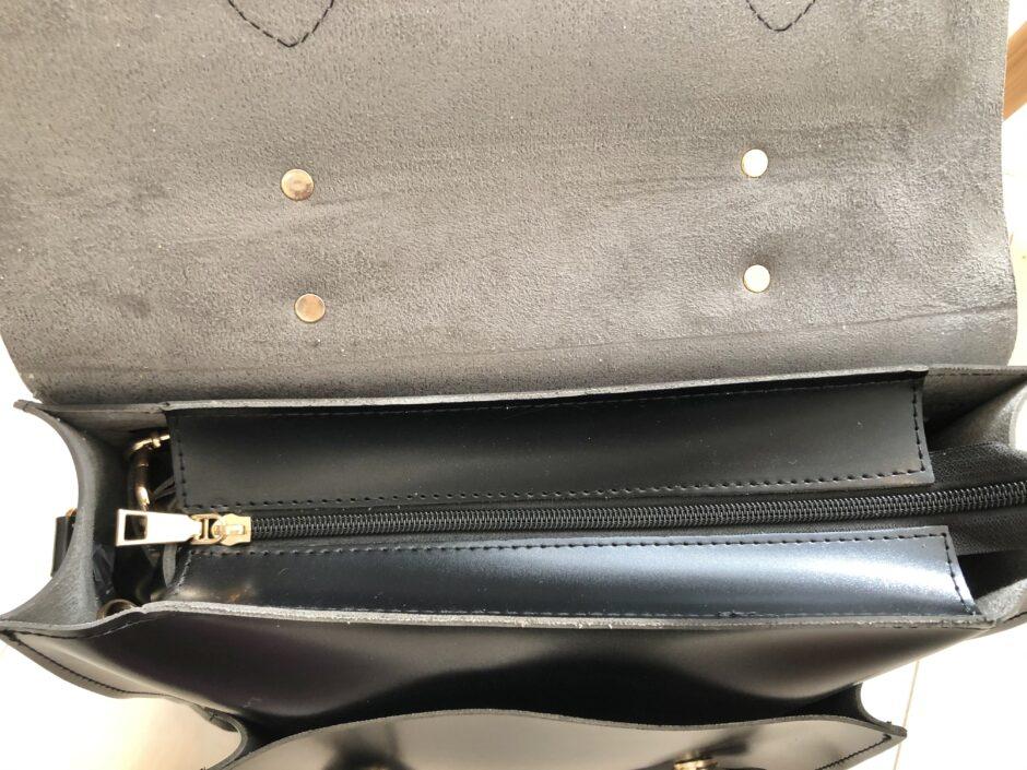 ジェミレミのサッチェルバッグパック