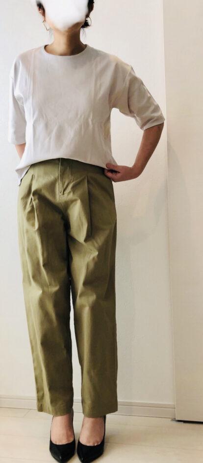 ドゥクラッセTシャツ・抜け感シルエット