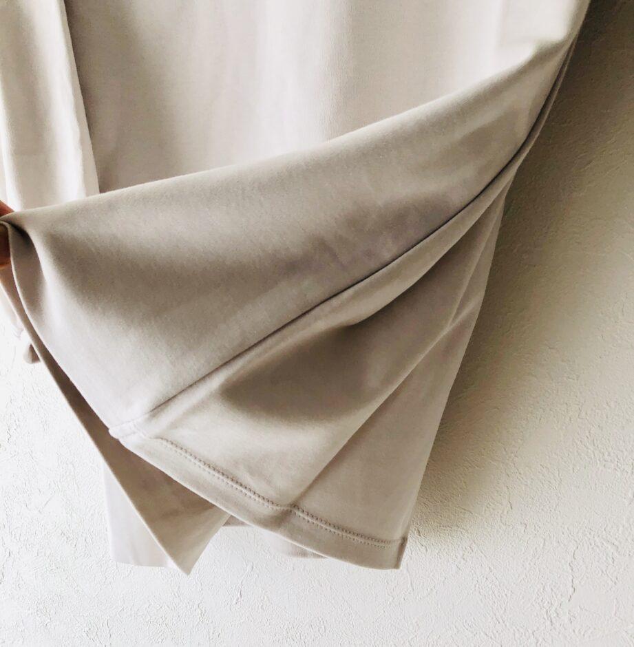 ドゥクラッセTシャツ・パフスリーブ7分袖