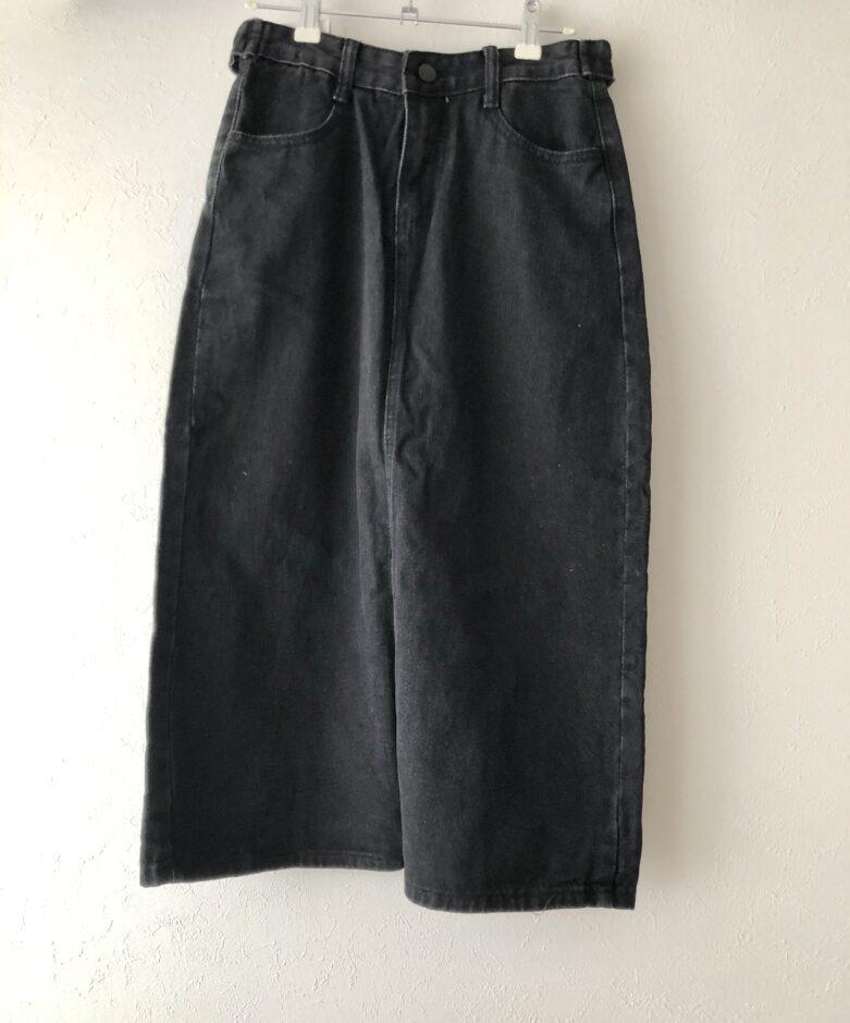 Yes Style 購入品 CaraMelody(カラメロディ) - Denim Midi Skirt