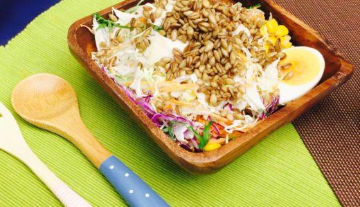 【バーリーマックス】そのまま食べられるトッピングスーパー大麦を実食。プチプチ食感で食べやすい【口コミ】