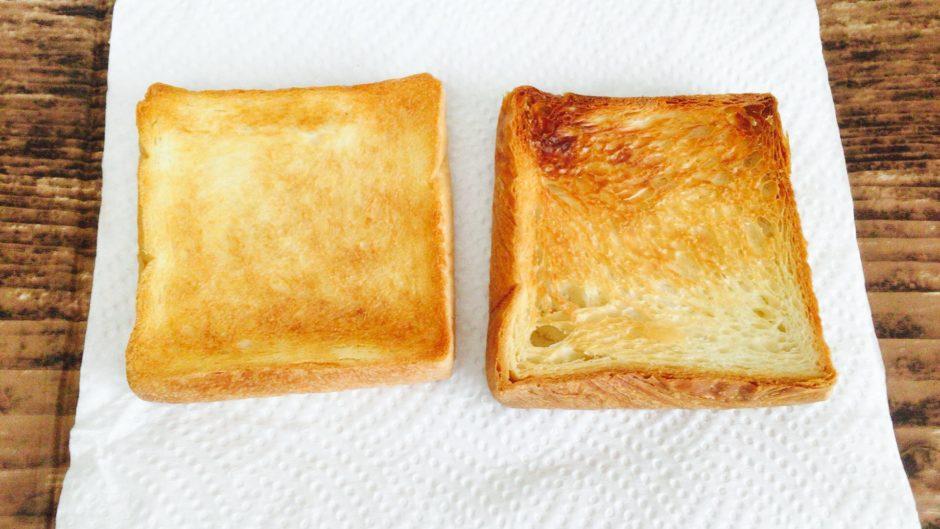 ルタオの食パン