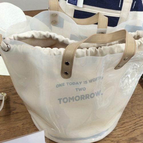 30代女子のプチプラファッション「coca」のバッグ