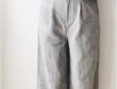 【着画】プチプラファッションtitivateでコーデュロイのワイドパンツ購入!めっちゃ可愛い