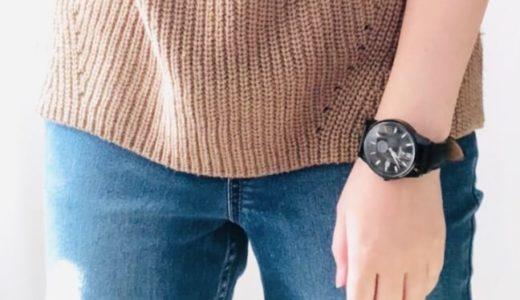 【口コミ】LOBORの時計がめっちゃおしゃれすぎる!大きい時計が大好きな女子は必見